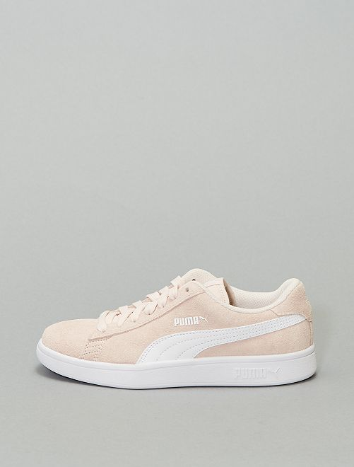 Baskets 'Puma' 'Smash V2 SD'                             rose/blanc