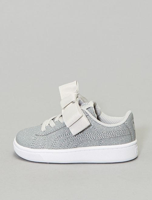Baskets 'Puma Vikki Ruban'                             gris Chaussures