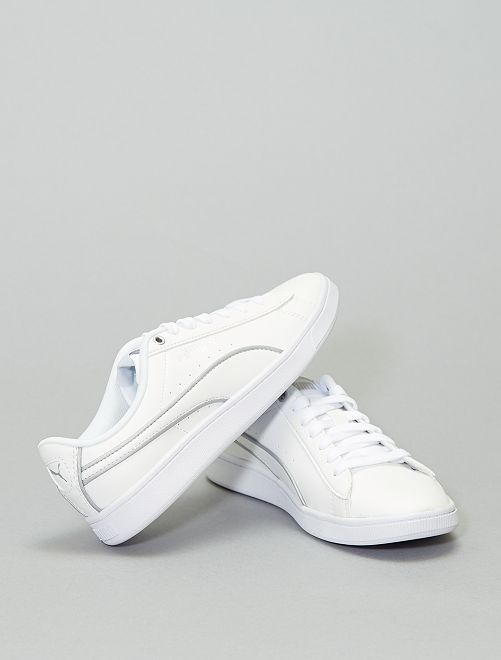 Baskets 'Puma Vikky V2'                             blanc