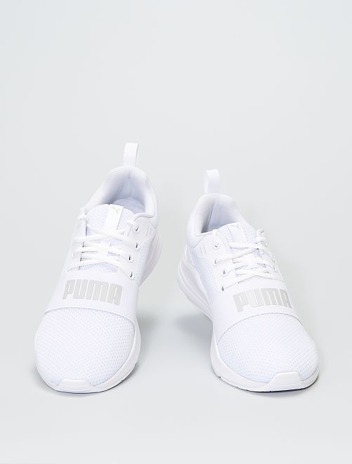 Baskets 'Puma Wired Run'                             blanc