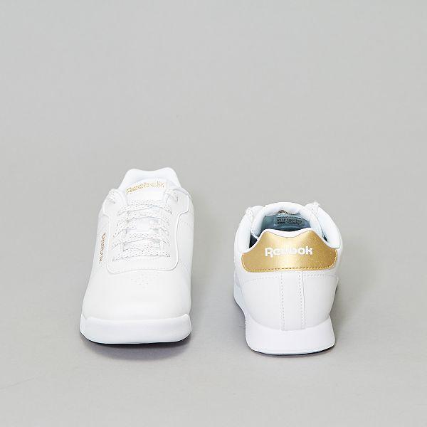 Baskets 'Reebok Royal Charm' Femme blanc Kiabi 60,00€