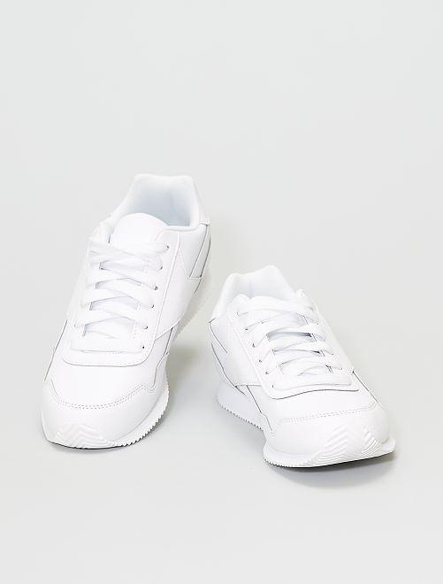 Baskets 'Reebok royal CL Jog 3'                             blanc