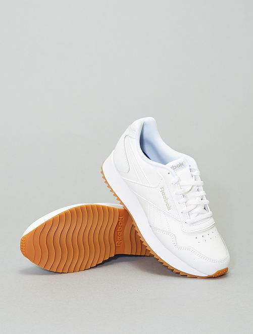 Baskets 'Reebok' 'Royal Glide'                             blanc