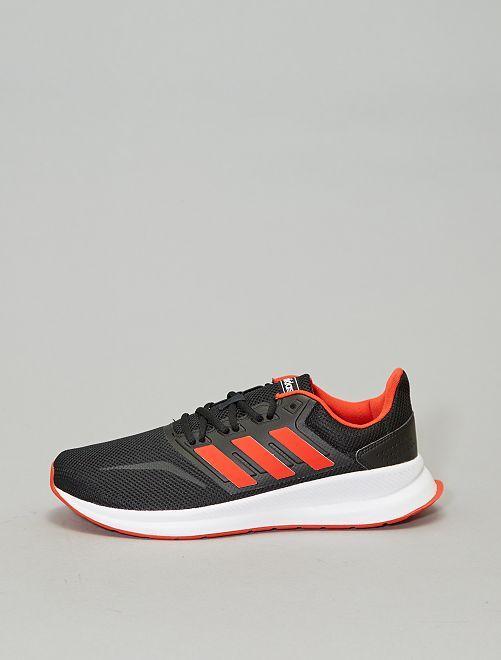 Baskets 'Runfalcon' 'adidas'                                         noir/rouge Homme