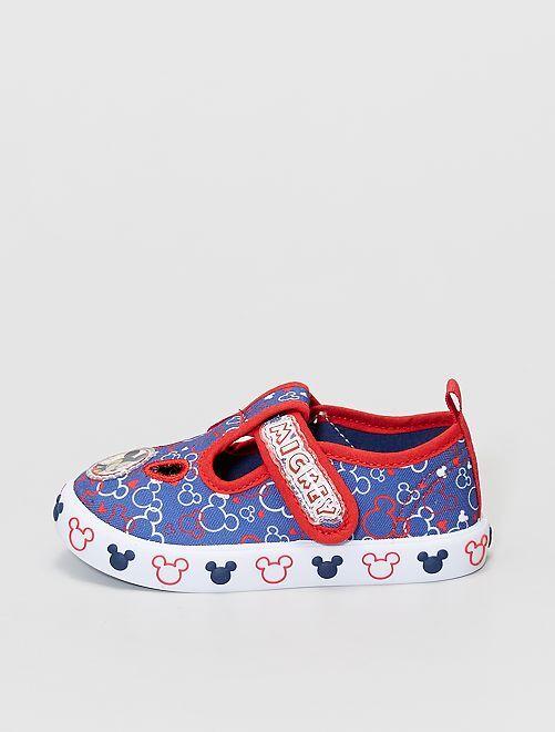Baskets salome 'Mickey' 'Disney'                             bleu