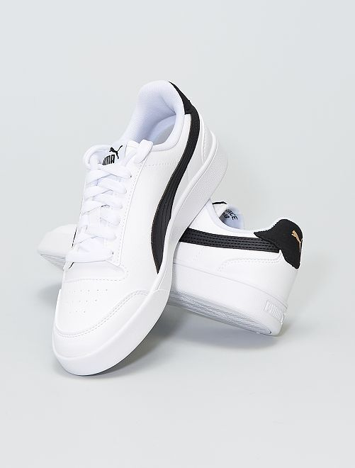 Baskets Shuffle 'Puma'                                         blanc