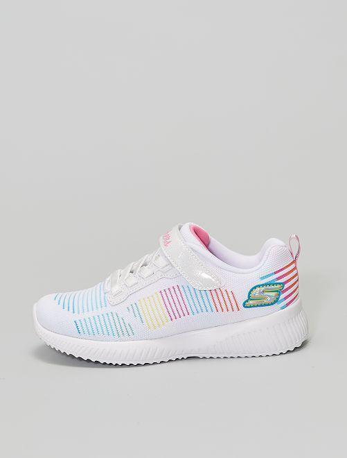 Baskets 'Skechers'                             blanc