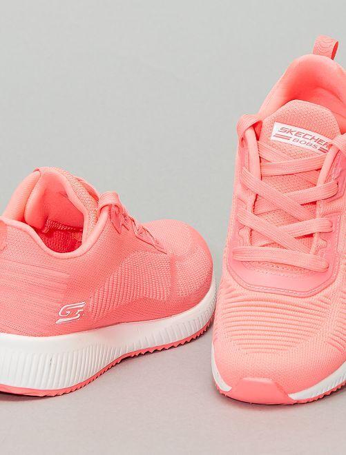Baskets 'Skechers' fluo                             rose