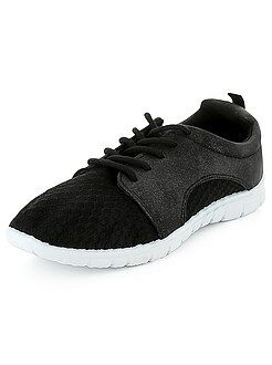 Grande taille femme Baskets sneakers style running