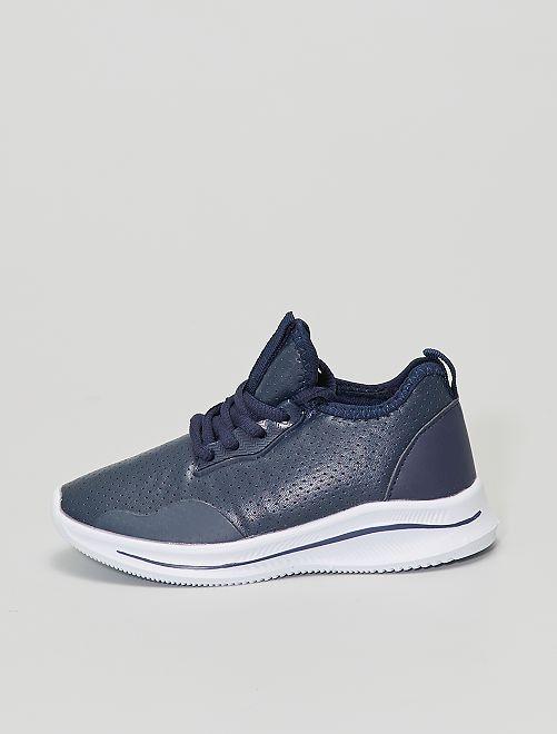 Baskets sport                                         bleu navy