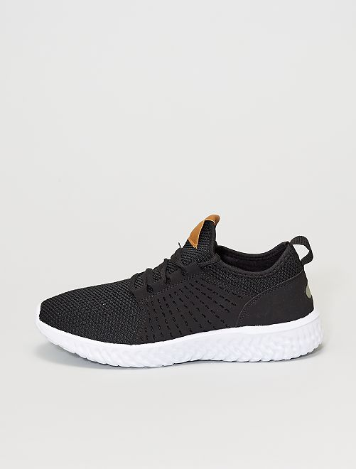 Baskets type running                             noir
