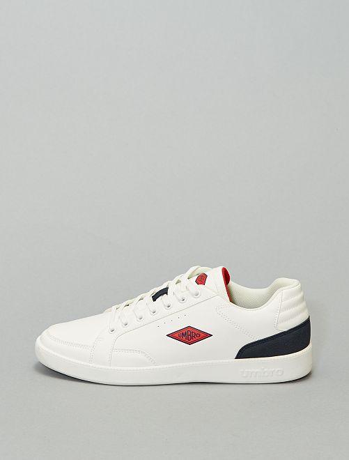 Baskets 'Umbro'                             blanc