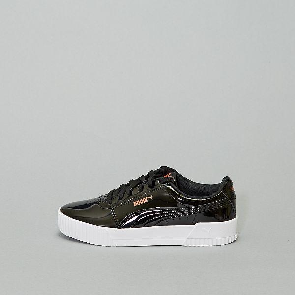 chaussure noir puma