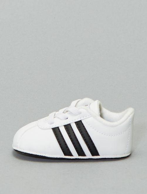 Baskets 'VL Court' 'adidas'                                         blanc/marine