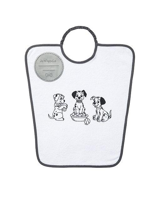 Bavoir 'Disney' col élastique                                                                                         101 Dalmatiens