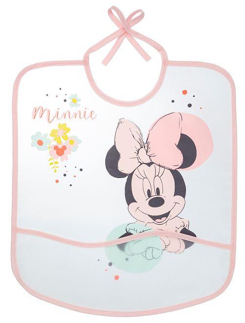 Bavoir imperméable 'Minnie'                                                                 Minnie