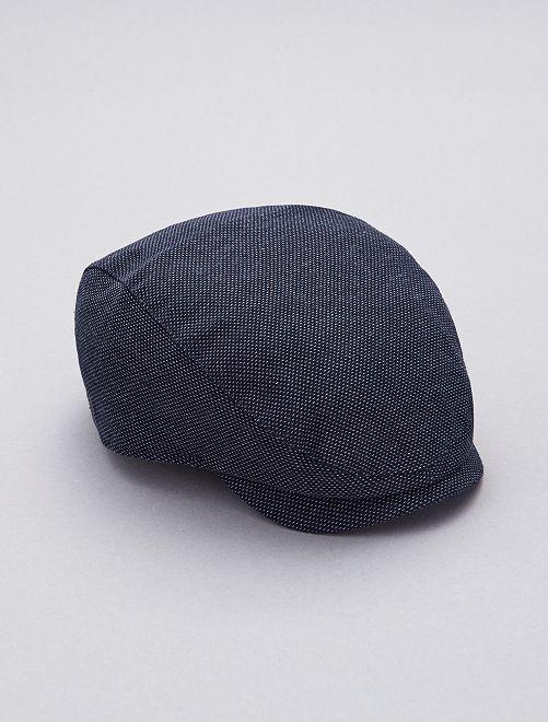 Béret casquette                             bleu Garçon