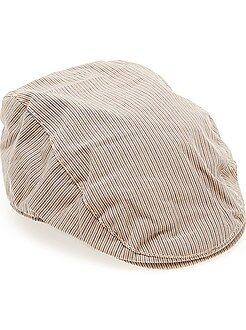 Accessoire - Béret casquette coton matelassé
