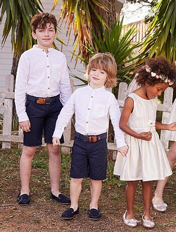 10163c2c33037 Tenue de ceremonie Vêtements garçon