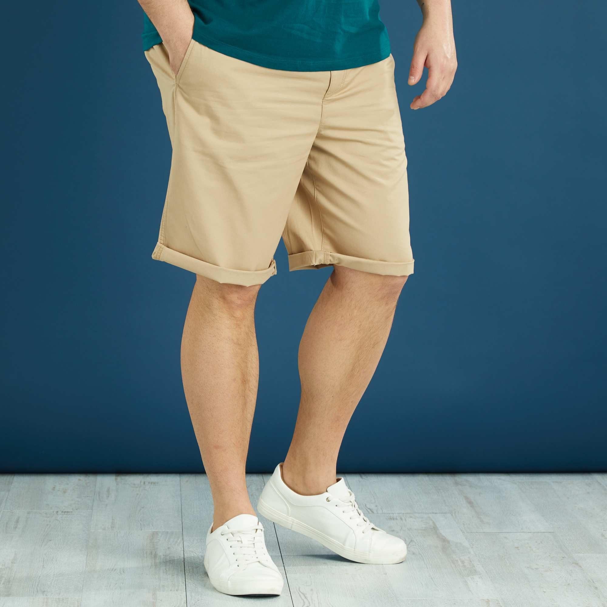 Couleur : bleu marine, beige, bleu marine imprimé,, - Taille : 58, 56, 52,54,60Le bon basique à adopter pour le retour des beaux jours ! Conseil mode : à porter