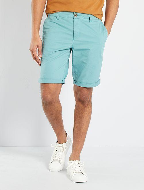 Bermuda chino                                                                                                                             vert pâle