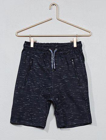 Bermuda poches zippées - Kiabi