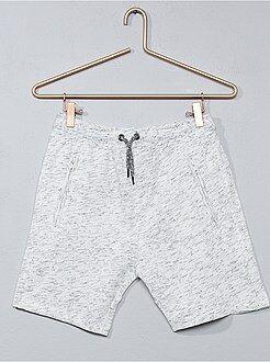 Garçon 10-18 ans - Bermuda poches zippées - Kiabi