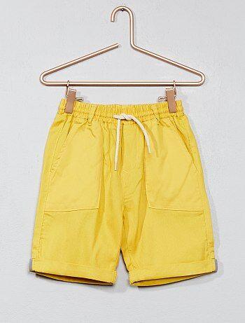 Bermuda garçon et pantacourt pour garçon - mode Garçon  7e88ddc3727