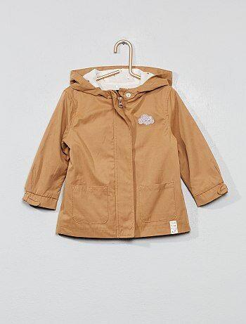 a36dcf0e0310e Soldes manteau bébé, blouson, parka polaire, doudoune Vêtements bébé ...