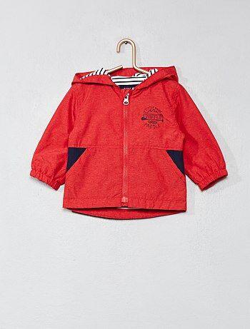 0fb61a82444cc Manteau bébé garçon