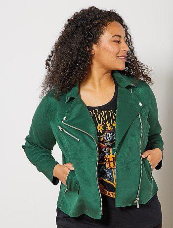 b3b3fff9b5a18 Soldes veste manteau femme pour rester au chaud Vêtements femme | Kiabi