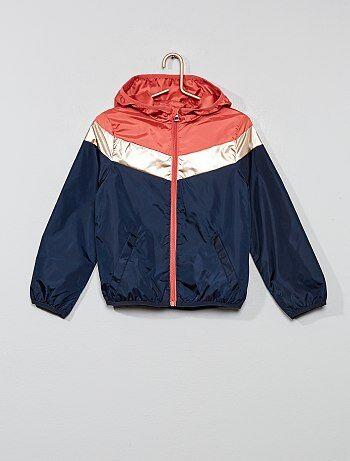 0fe8b13f1a7f1 Soldes manteau fille et blouson fille - vêtements Fille | Kiabi