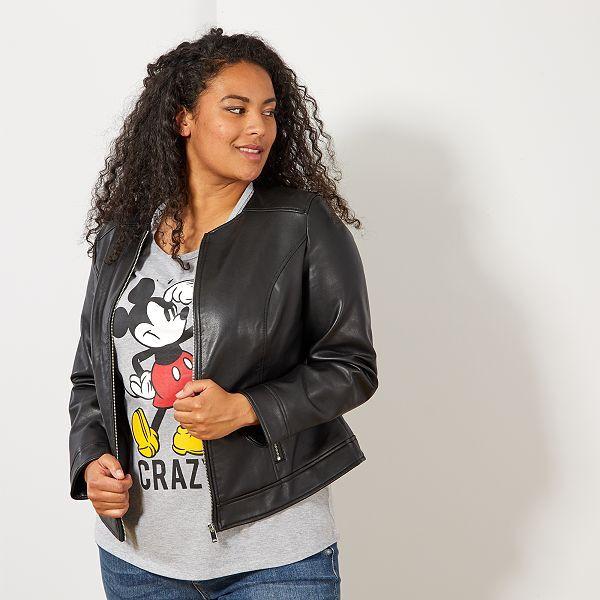 Manteau, veste Grande taille femme | taille 4244 | Kiabi