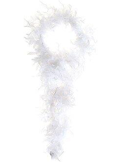 Boa à plumes