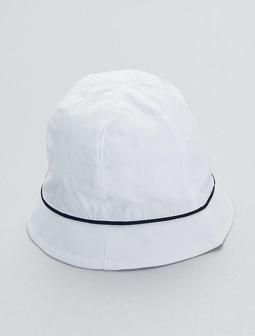 Bob uni                                         blanc