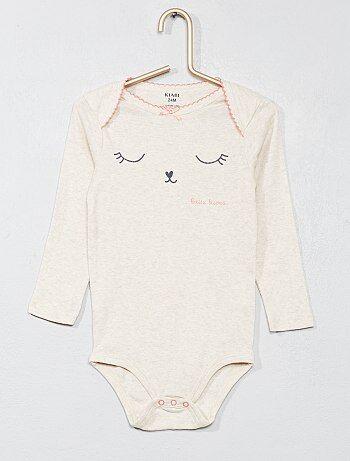 Bodies pour bébé - body naissance Vêtements bébé  efa10b0d312