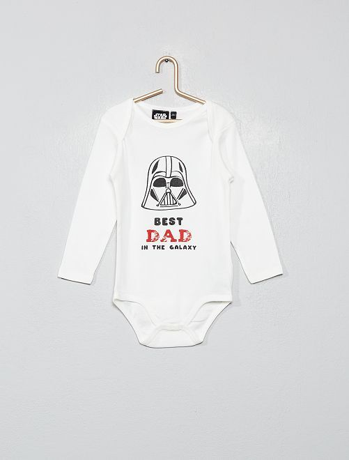 Body 'Star Wars'                             blanc