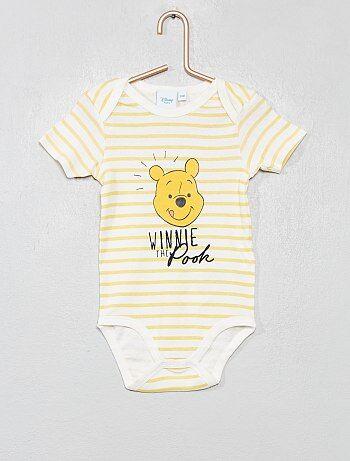 Body  Winnie l ourson  de  Disney  - Kiabi 9aecfdd5be6