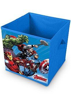 Rangement - Boite de rangement 'Avengers' - Kiabi