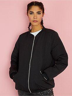 Manteau, veste taille s - Bomber épais zippé
