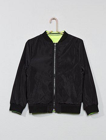 2ff87b17898ef Soldes manteau garçon, blouson, doudoune - mode Garçon | Kiabi