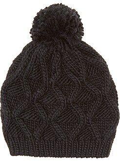 066ed534223 bonnet gant echarpe femme