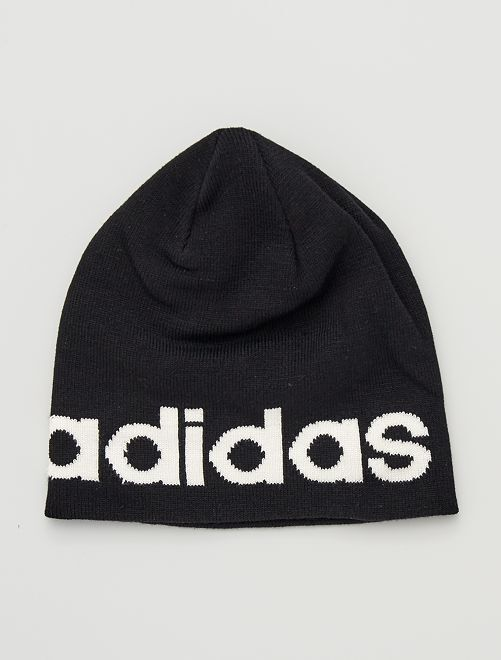 Bonnet 'Adidas'                             NOIR