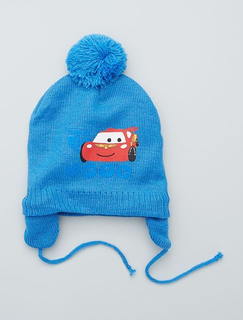 Bonnet 'Cars'                                         bleu