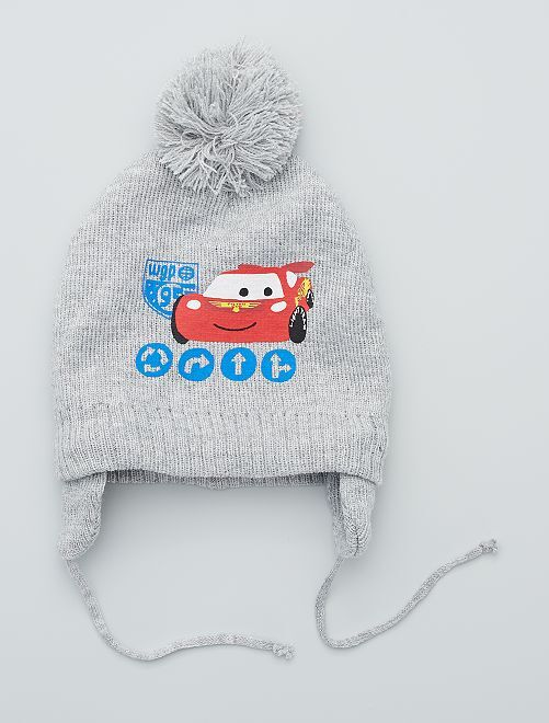Bonnet 'Cars'                                         gris