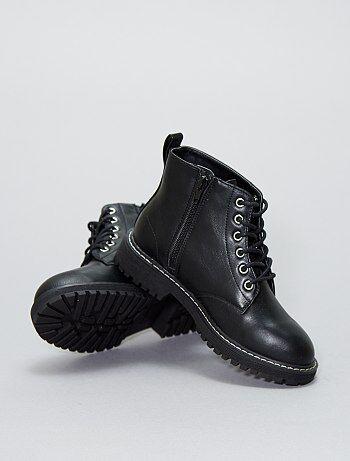 Boots à clous esprit rangers - Kiabi