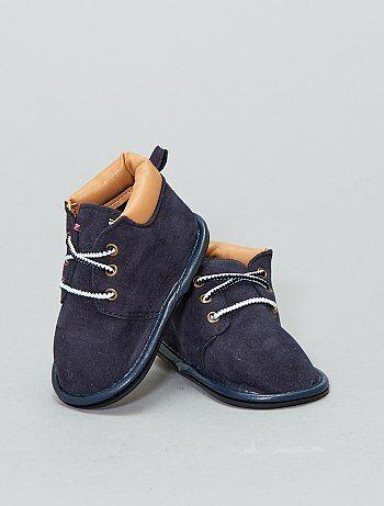 58c84187ce1d8 Boots à lacets fantaisies - Kiabi