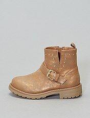 Chaussures bébé fille chaussons, ballerines pour Bébé