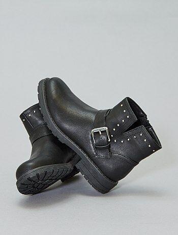e357a66b56a8 Soldes chaussures fille, baskets, chaussons pour filles pas cher ...