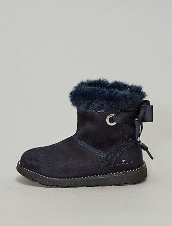 Boots fourrées 'Tom Tailor'